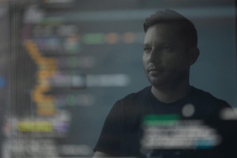 世界の有名起業家たちも元プログラマーが多いのイメージ