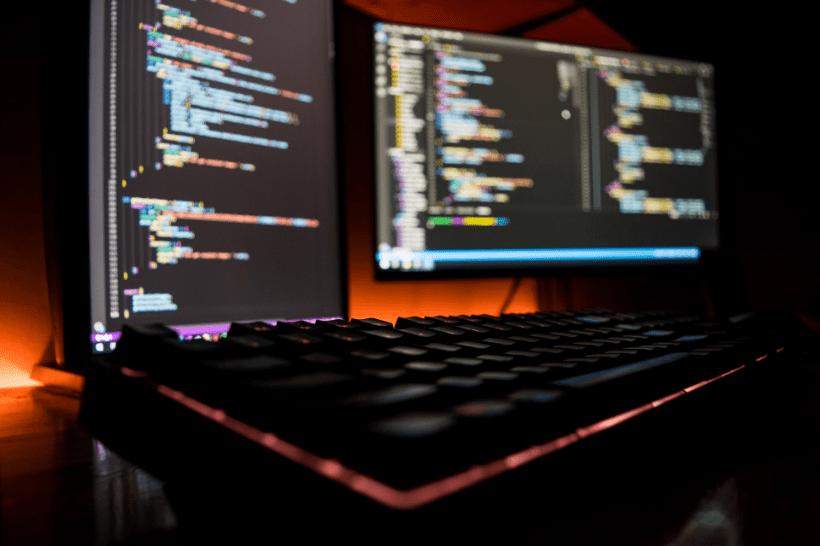 ホームページ作成するために必要なマークアップ・プログラミング言語のメインビジュアル画像